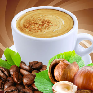 Coffee Scents:  Hazelnut Coffee Fragrance Oil