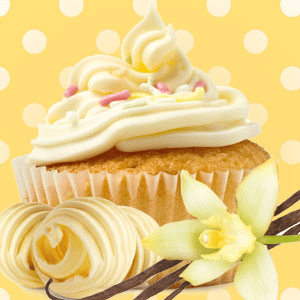 Happy Birthday Vanilla Cupcake Fragrance Oil