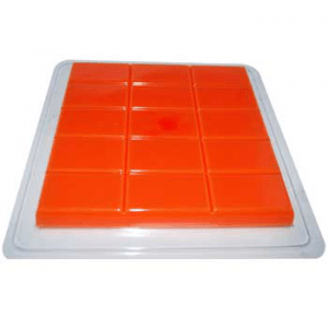 Soap Making Molds Small Rectangle Tray - Mold Market Molds