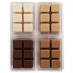 Chocolate Color Blocks Dye