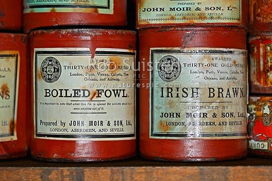 kitchen ideas with island high top table set john moir and son ltd boiled fowl irish brawn tins in ...