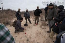 Explaining Deer Tracks