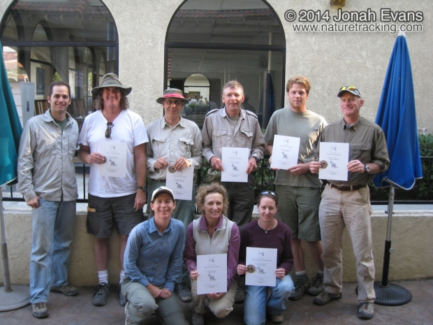 Tracker Certification in San Diego, CA 10/10/2009