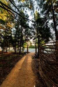 Nature Preserve Trail Builder