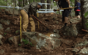 Arkansas Enduro Trail Builder