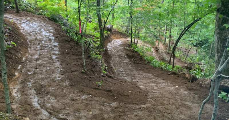 Brevard Private Hike & Bike Trails