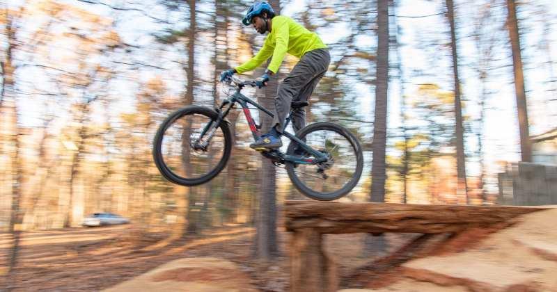 Private Mountain Bike Skills Trail