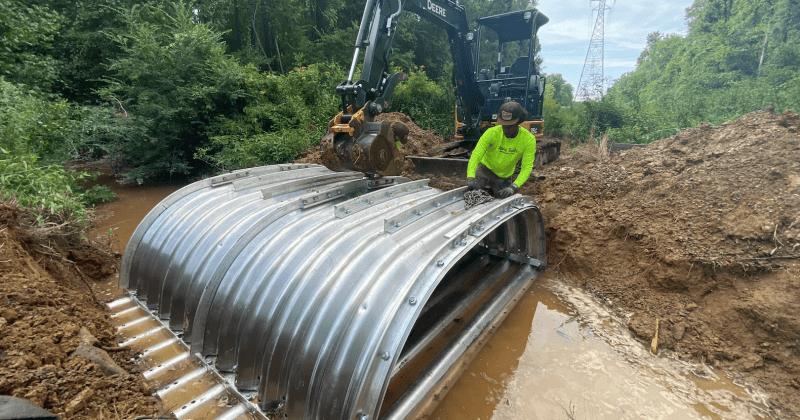 Durham County Trail Rehabilitation