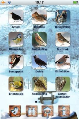 Vögel füttern und erkennen - Frank Hecker Photography
