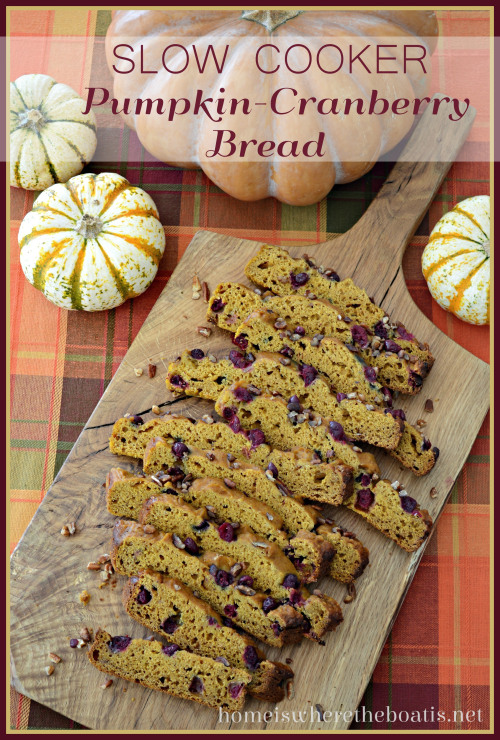 Cranberry Bread Cake Mix