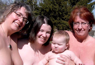 Women and naturism