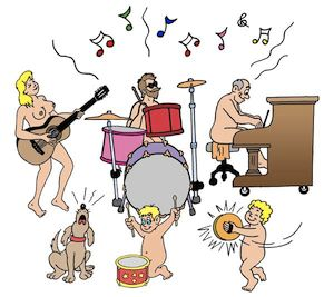 Naturist Music