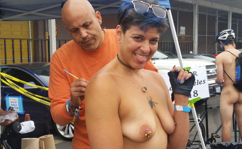 Nudist Characters