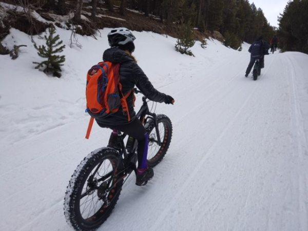 Recorregut Fite Bike Narturlandia Andorra