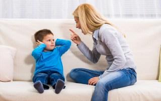 Skæld ud, børneopdragelse, forældreskab, forældrerådgivning