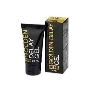 Golden Delay gel