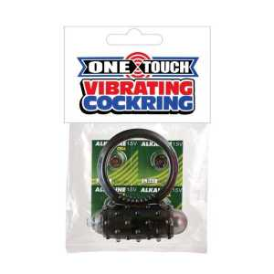 Mini One Touch Cock Ring