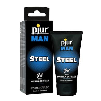 Pjur Man Steel Gel Estimulante