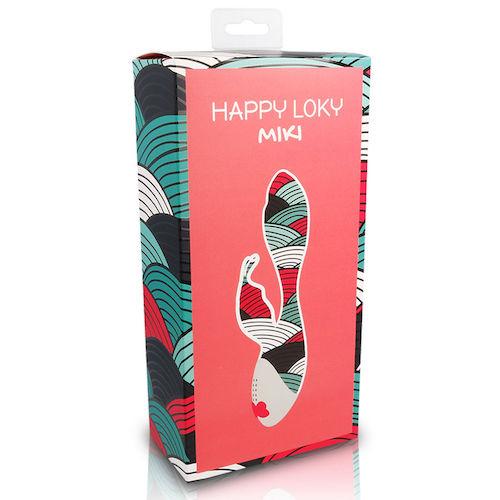 happy loky miki vibrador rabbit