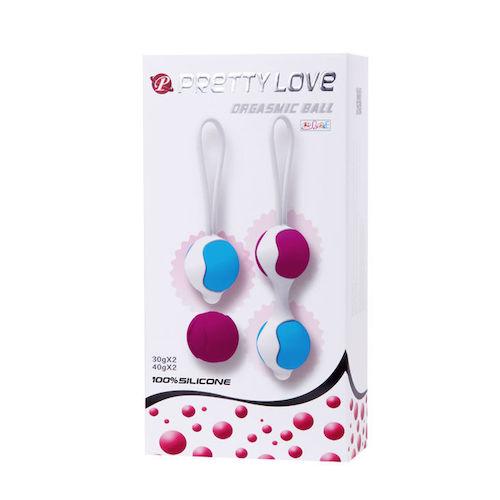 Pretty Love Flirtation - Orgasmic Ball Deluxe