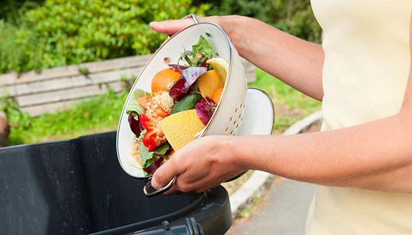 5 gode tips for å redusere matavfall