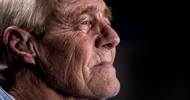 eldre mann