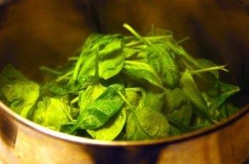 Brecol y espinacas, dos alimentos muy distintos