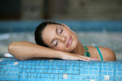 Aguas termales como terapia alternativa
