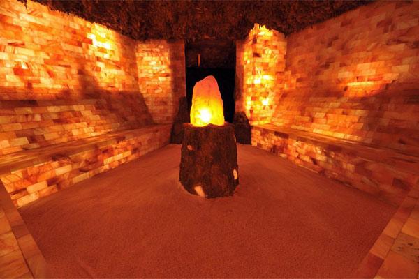 Haloterapia i benefici delle grotte di sale e le