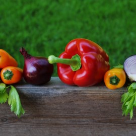 légumes variés, alimentation en naturopathie