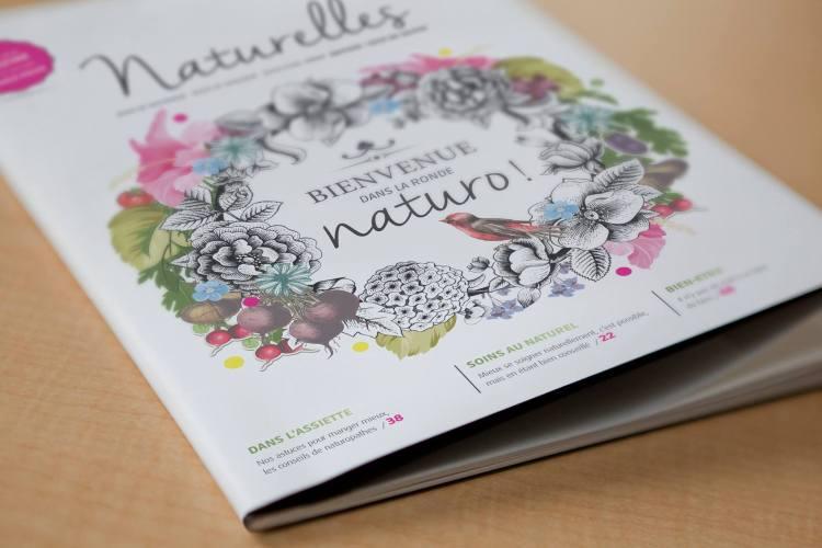 Un nouveau magazine, tout beau tout neuf !