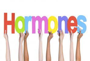 La ménopause... ou la valse des hormones [chapitre 1]