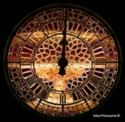 Trinity Event's Doomsday Clock. Digital Artwork: NaturPhilosophie