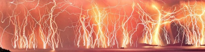 The Everlasting Storm of Catatumbo, Venezuela