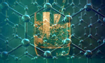 All of the Water on Earth – A Graphene-Based Sieve for Desalination