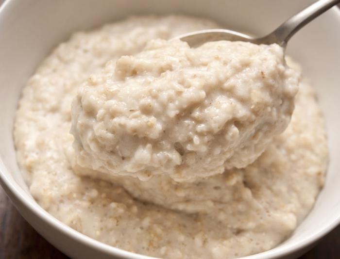 Resultado de imagen de porridge de avena