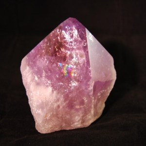Mineral - Ametrine quartz point