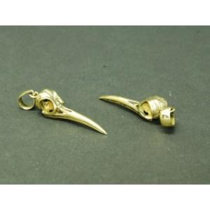 Hummingbird pendant bronze