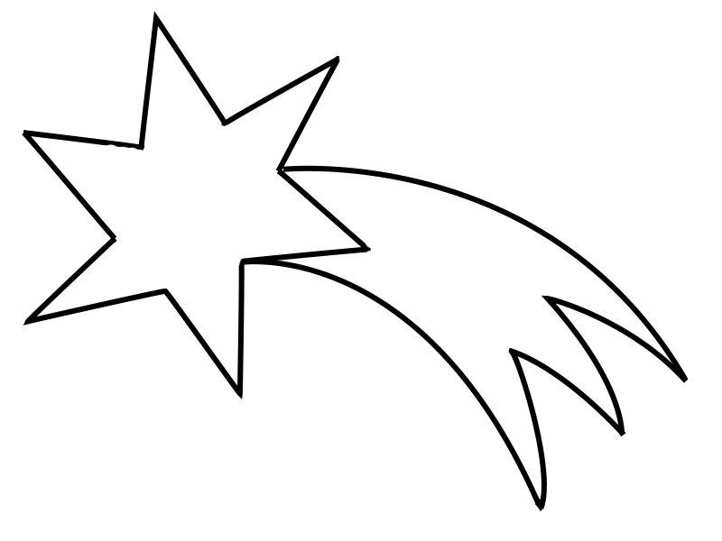 Sternschnuppe - Naturstrolche