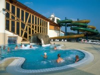 Thermalsole-Badelandschaft der Therme