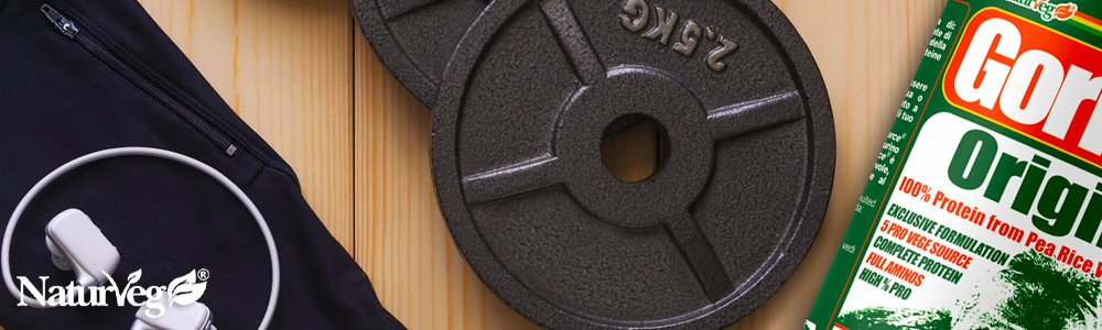 Integratori Sportivi Vegan Bodybuilding