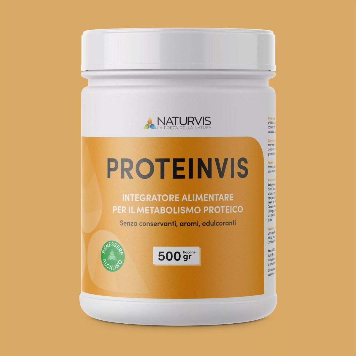 Integratore di proteine