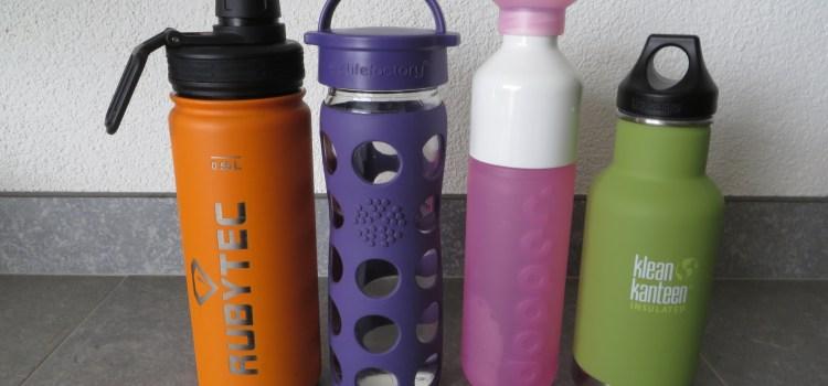BPA vrije flessen Natuurlijk Linda