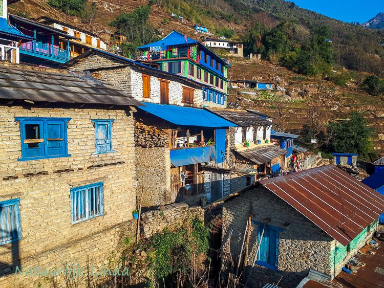 Natuurlijk Linda Nepal Annanpurna Ulleri