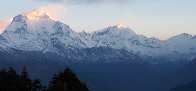 5 daagse trekking Annapurna gebied naar Poon Hill, Nepal