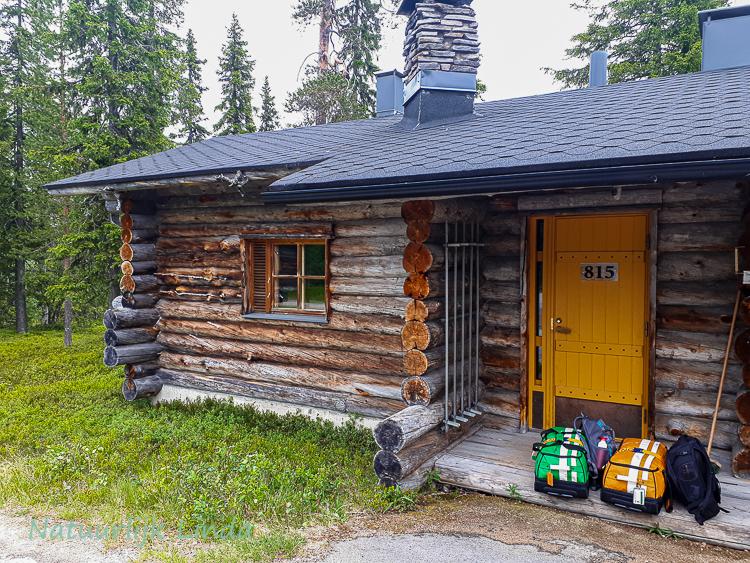 Finland luosto silver pine cabins natuurlijk Linda
