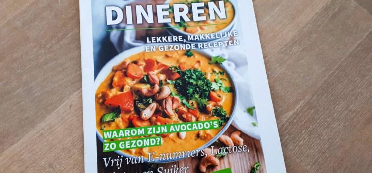 Oersterk magazine dineren