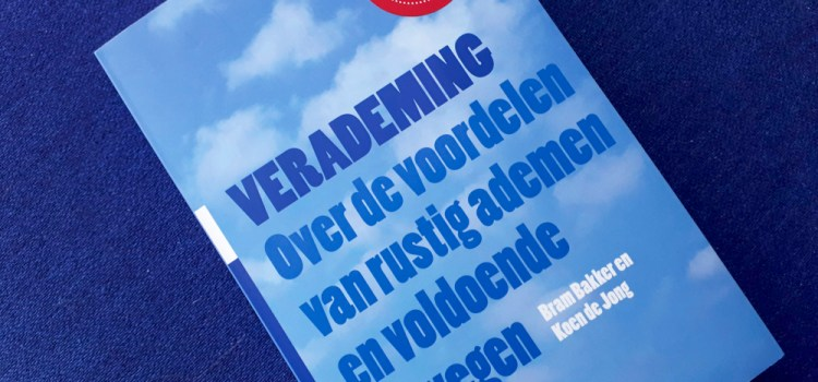 Verademing Koen de Jong Bram Bakker review