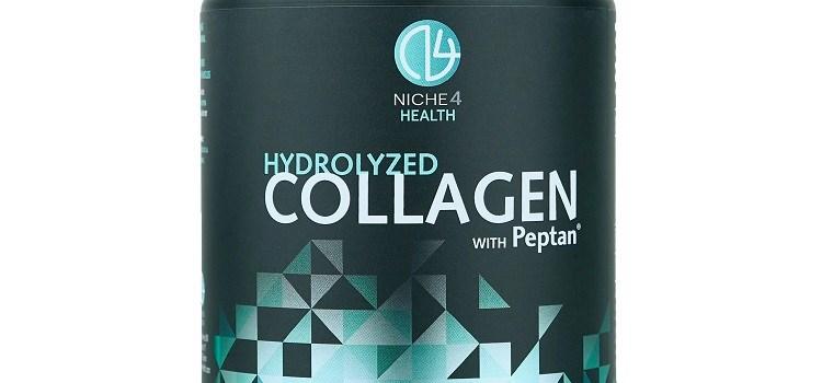 Collageen poeder hydrolysaat Type 1 met vitamine C en D