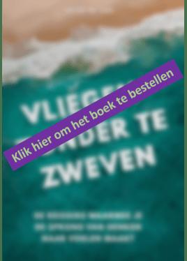 Vliegen zonder te zweven Ester de Vos